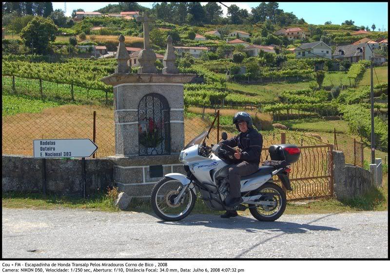 Escapadinha pelos Miradouros Corno de Bico 9-Miradouro-CasteloSt-Cruz
