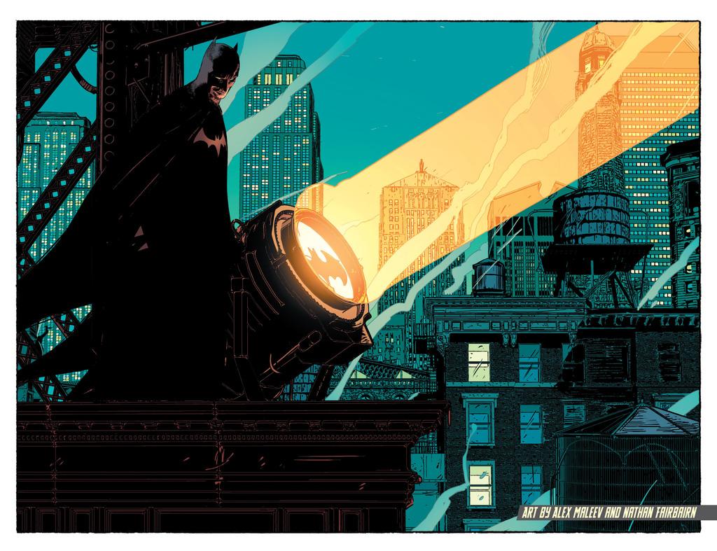 [Eventos de Quadrinhos] CCXP 2019 - Primeiros nomes confirmados Batman_maleev