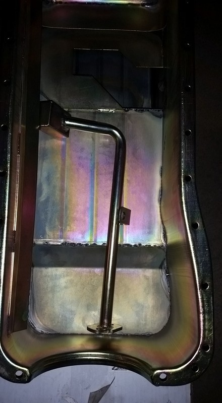Canton BBF460 Foxbody swap oil pain Oil2_zpsqxogc2ur