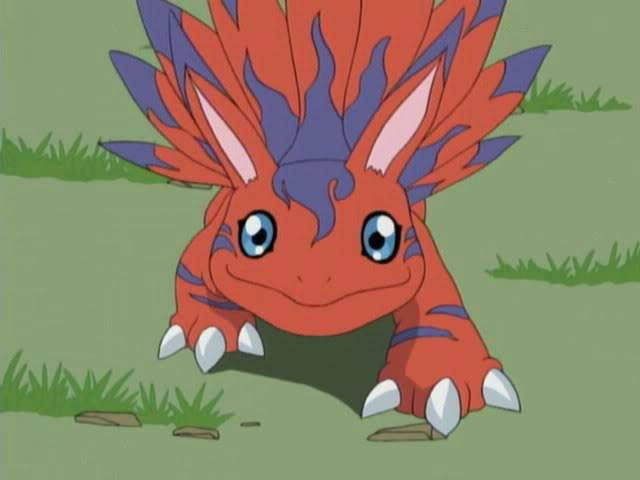 [FanFic] Digimon Parallel Adventure Elecmon