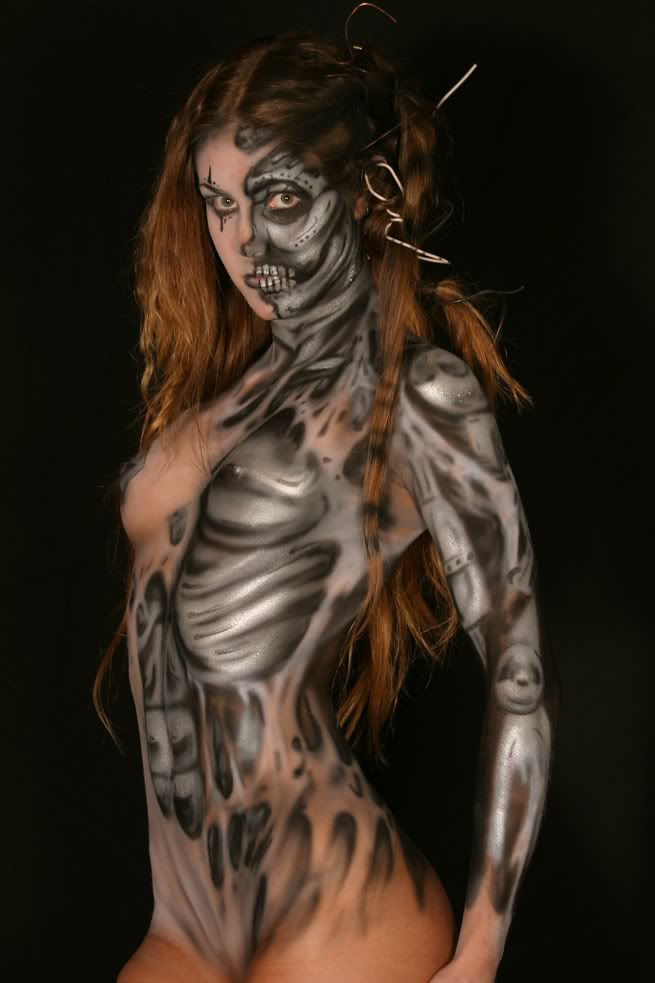 Body painting... BodypaintBest