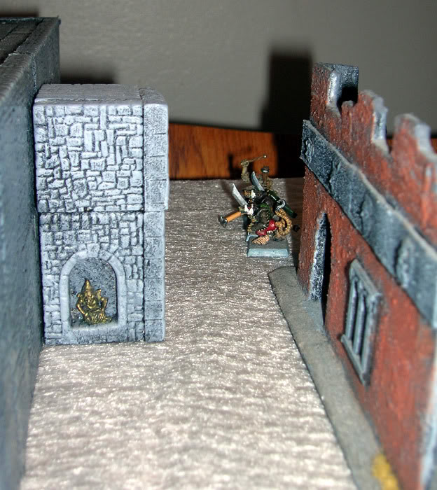 Flying rat and battle shots Mordheim13
