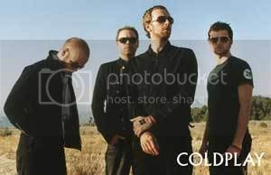 Afiches de Coldplay Coldplay_01