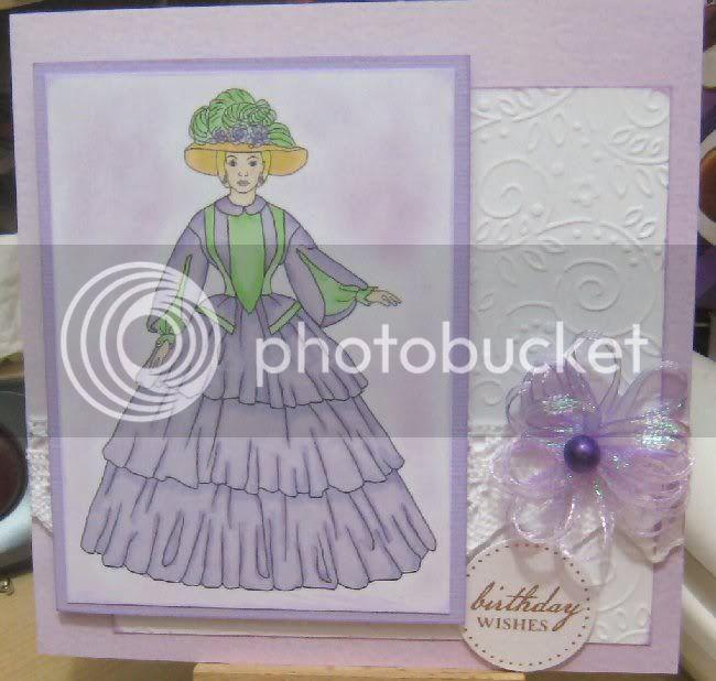 ILP 50-Lavender and Lace ILPWeek50