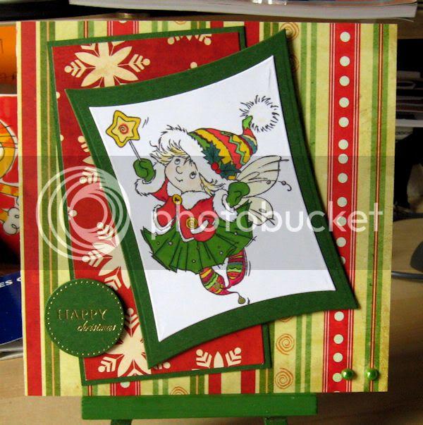 Christmas Cards SNFairy