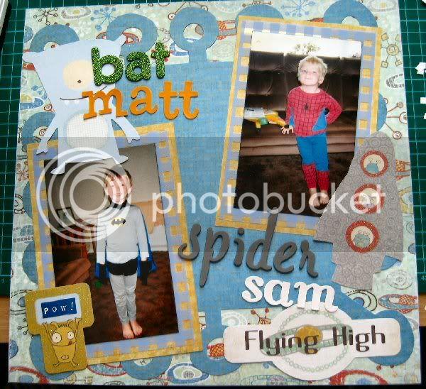 My Superheroes BatMatt