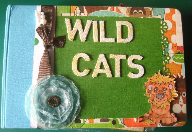 Ruth's Wild Cats Cover