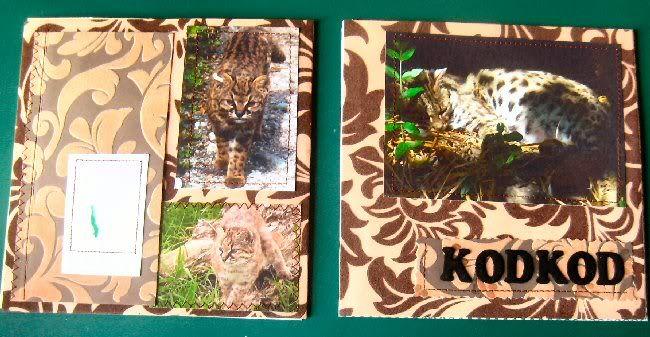 Ruth's Wild Cats Kodkod