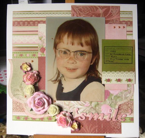 Cute in a'Poor kid, NHS specs' kind of way!!LOL SchoolPhoto