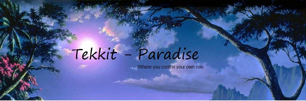 Tekkit Paradise
