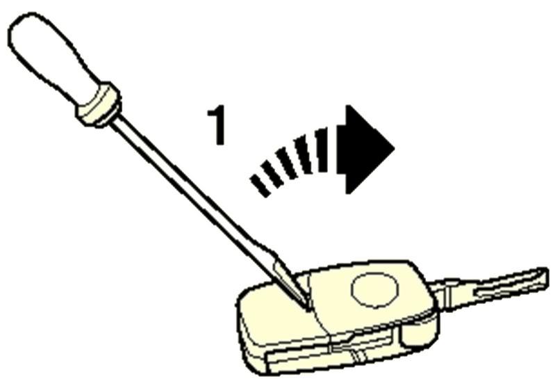 [DIY] Mudar o Teclado ao Comando à Distancia Chave1
