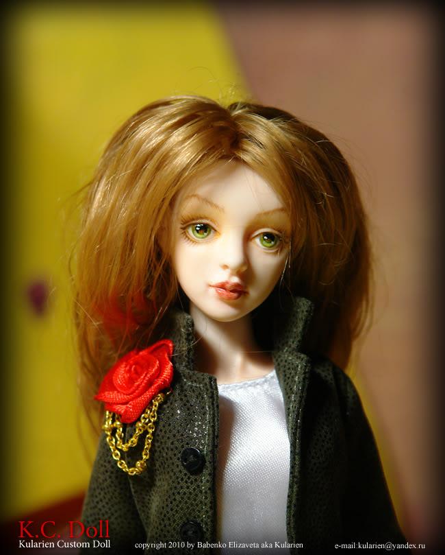 K.C.Doll - petite poupée avec un chiffre adultes - Page 2 Nastena