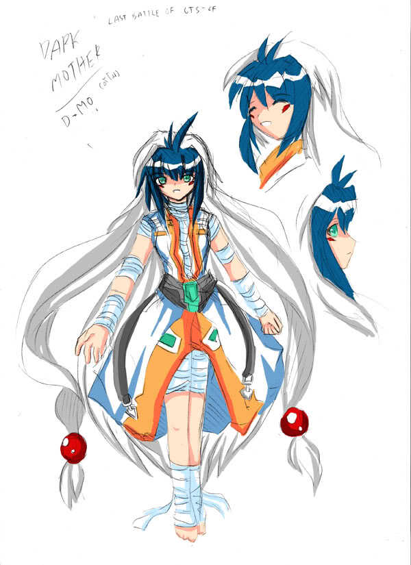[TheLastBoss Of CTS-CF The First Years]D-MO D-mo001