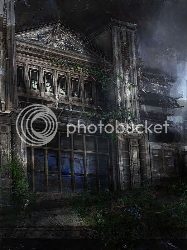 [place-001] minuit L'Hôpital (มินุย  โลปิตาล)โรงพยาบาลเที่ยงคืน แปะอินโทรสถานที่ Ephyra_streets_d