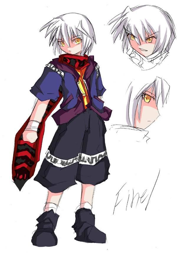 [EX-keeper Character]Finel- แจ้งเลทนิดหน่อย Finel-c2-001