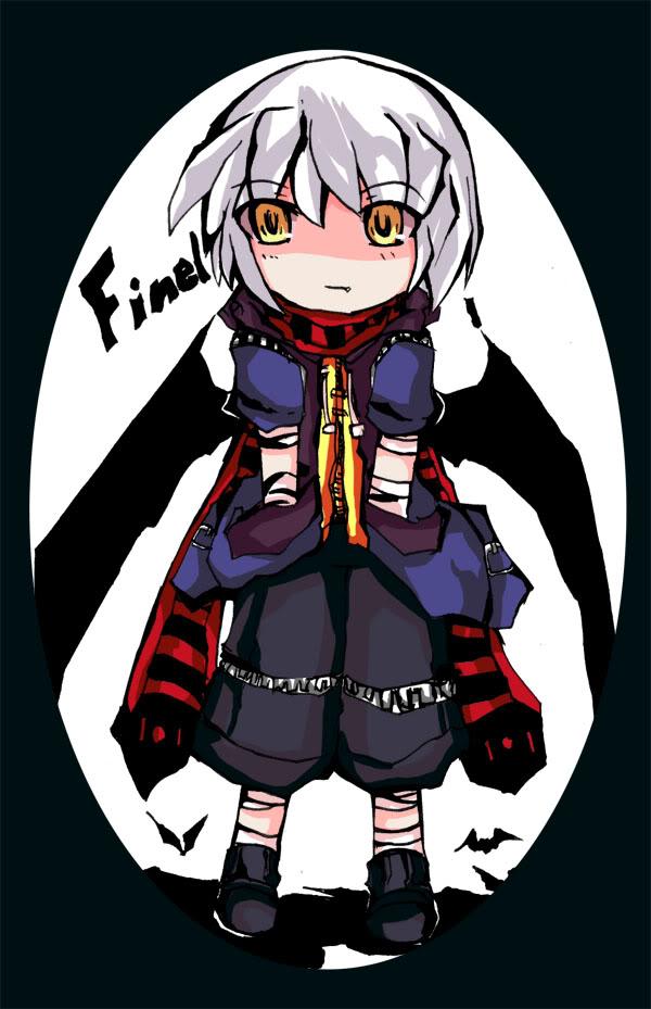 [EX-keeper Character]Finel- แจ้งเลทนิดหน่อย Finel04