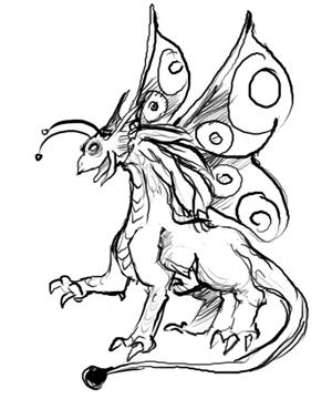 La mascota del foro Faeriedragon