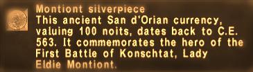 8/15/2009 Dynamis - San d'Oria Montiont_Silverpiece