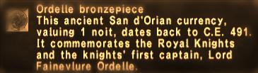 7/28/2009 Dynamis - San d'Oria (PAID) OrdelleBronzepiece