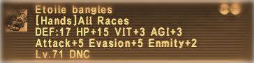 8/18/2009 Dynamis - Windurst Etoile_Bangles