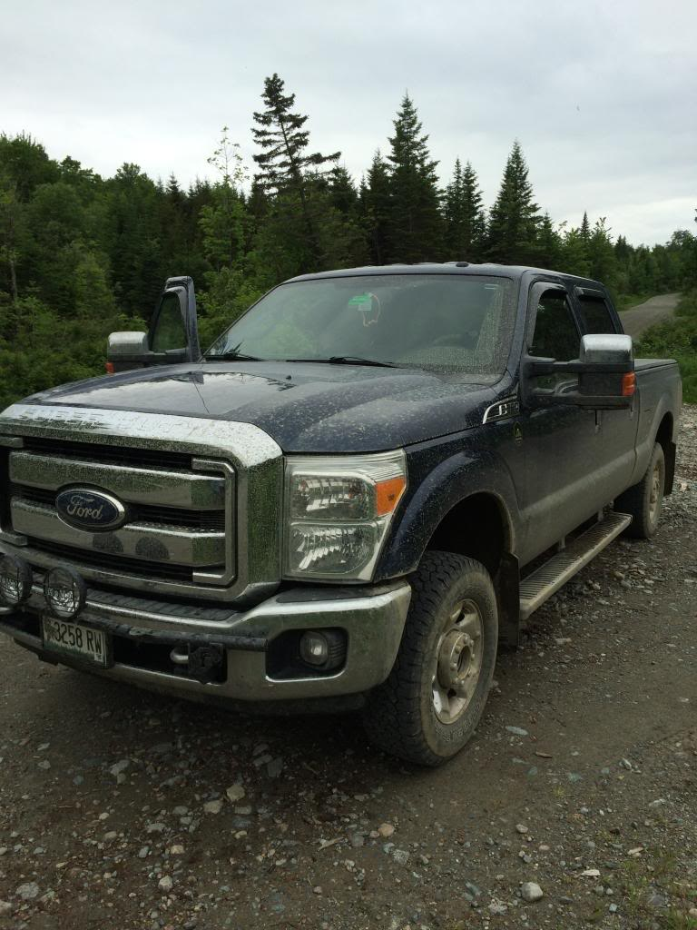My 2011 Super Duty 542644CD-FE00-4836-BE2E-53B71684F2DA