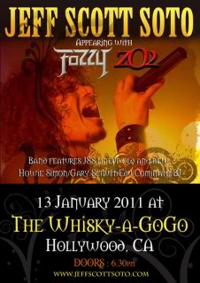 JSS LIVE IN CONCERT in the US!!  JSSattheWhiskey