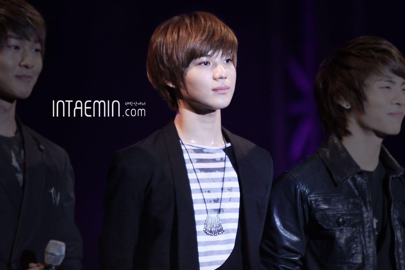 SHINee tại GS25 Love Concert! 20100329