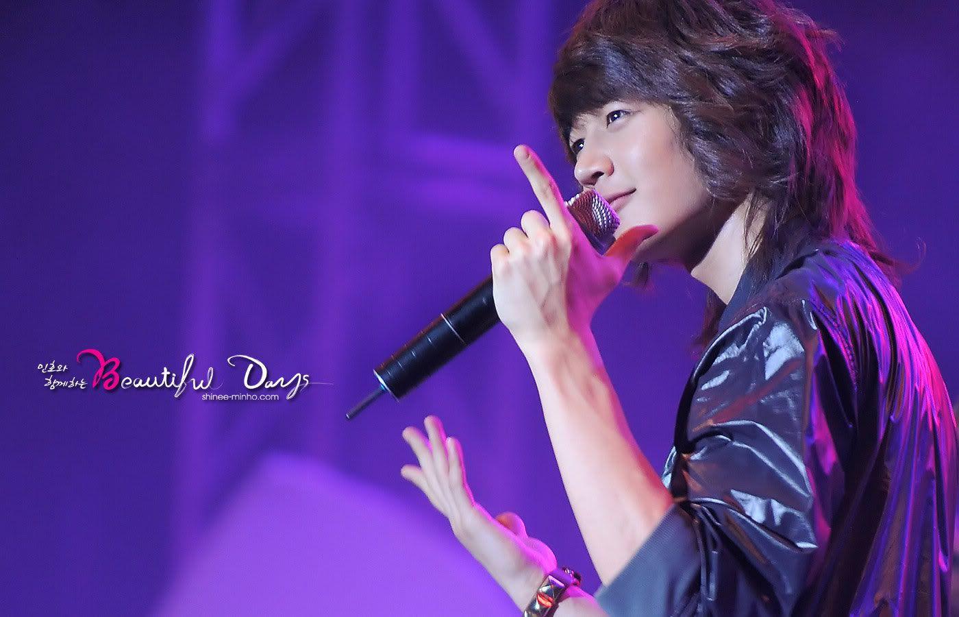 SHINee tại GS25 Love Concert! A4