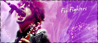 Some GFXs. They're not that great, I can do better. :/ Foofighters2