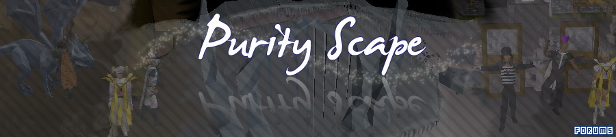 Purity Scape Forum Banner :P Purityscapebanner