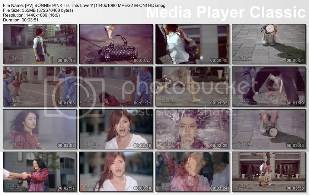 BONNIE PINK - Is This Love?[PV] 35026