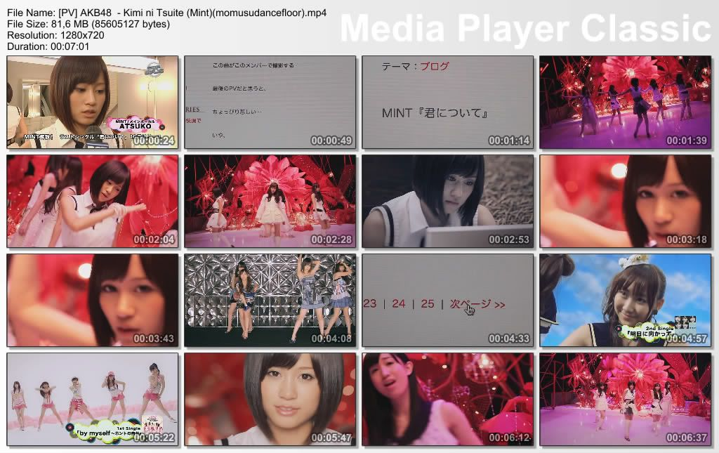 AKB48 - Boku Dake no value + Kimi ni Tsuite + Nakeru Basho [PV] PVAKB48-KiminiTsuiteMintmomusudancefloormp4_thumbs_20110620_210304