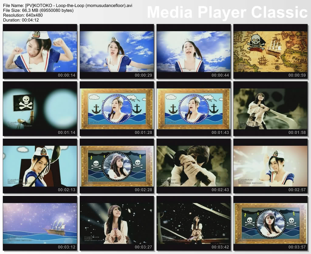 KOTOKO - Loop-the-Loop [PV] PVKOTOKO-Loop-the-Loopmomusudanceflooravi_thumbs_20110617_124426