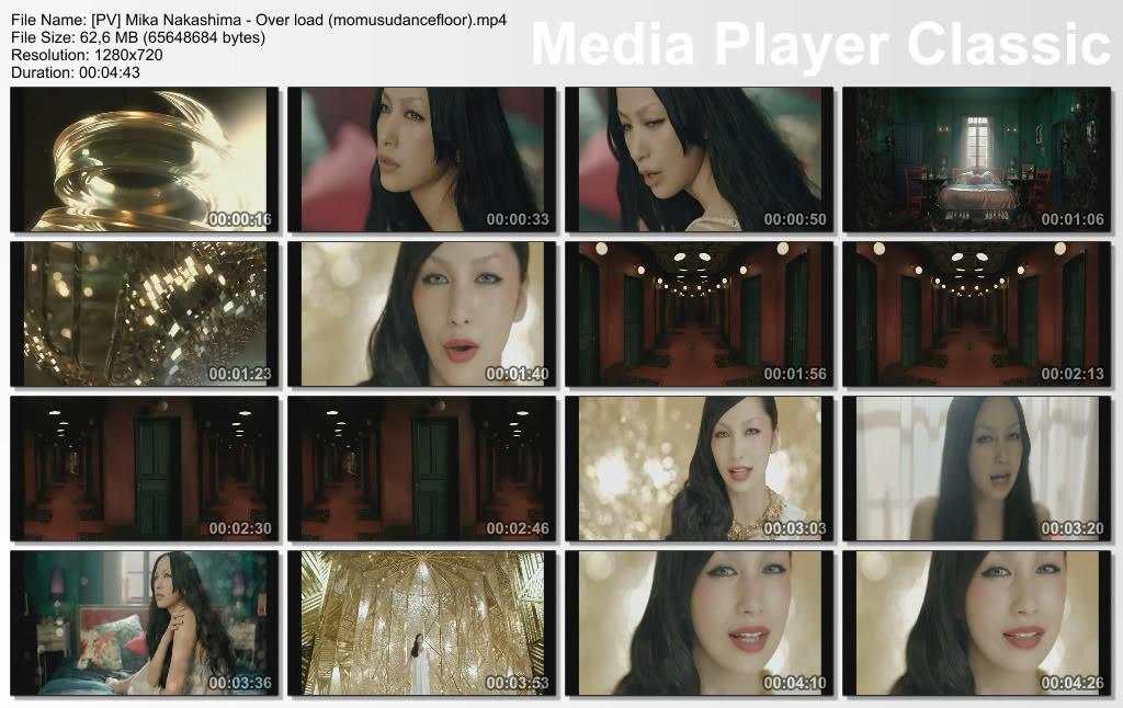 [PV] Mika Nakashima - ALWAYS + Ichiban Kirei na Watashi Wo + Over load  PVMikaNakashima-Overloadmomusudancefloormp4_thumbs_20110727_180116