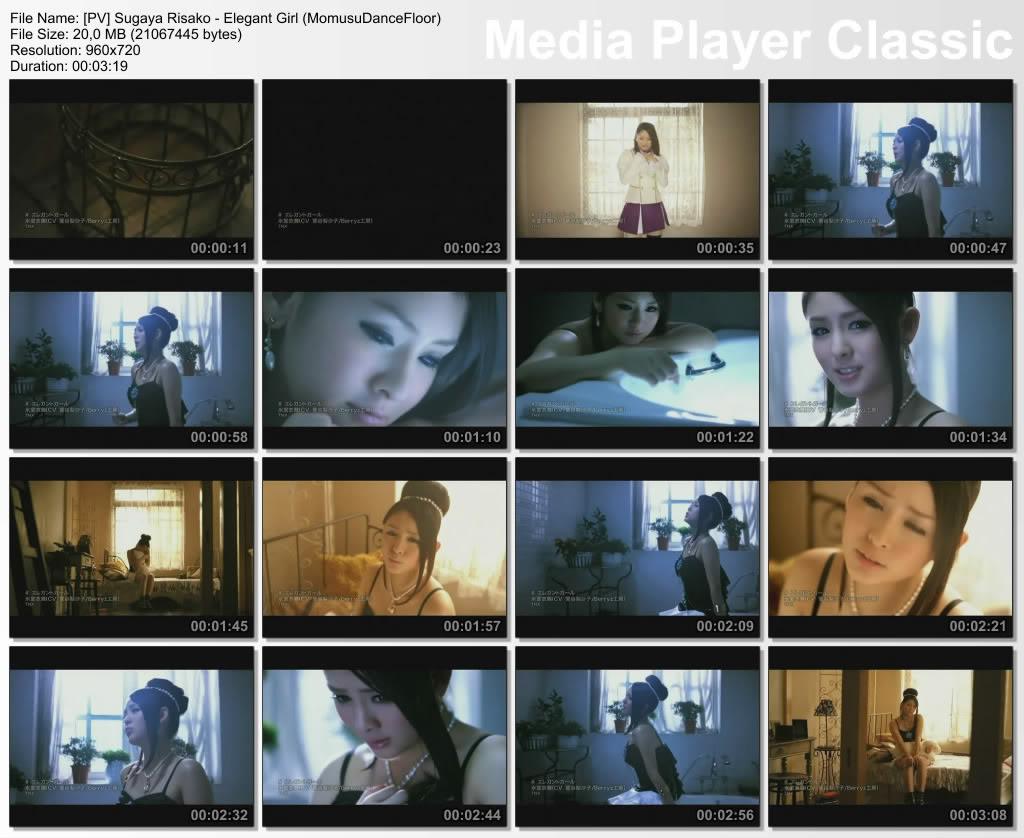 Sugaya Risako - Elegant Girl [PV]  PVSugayaRisako-ElegantGirlMomusuDanceFloor_thumbs_20110223_170557