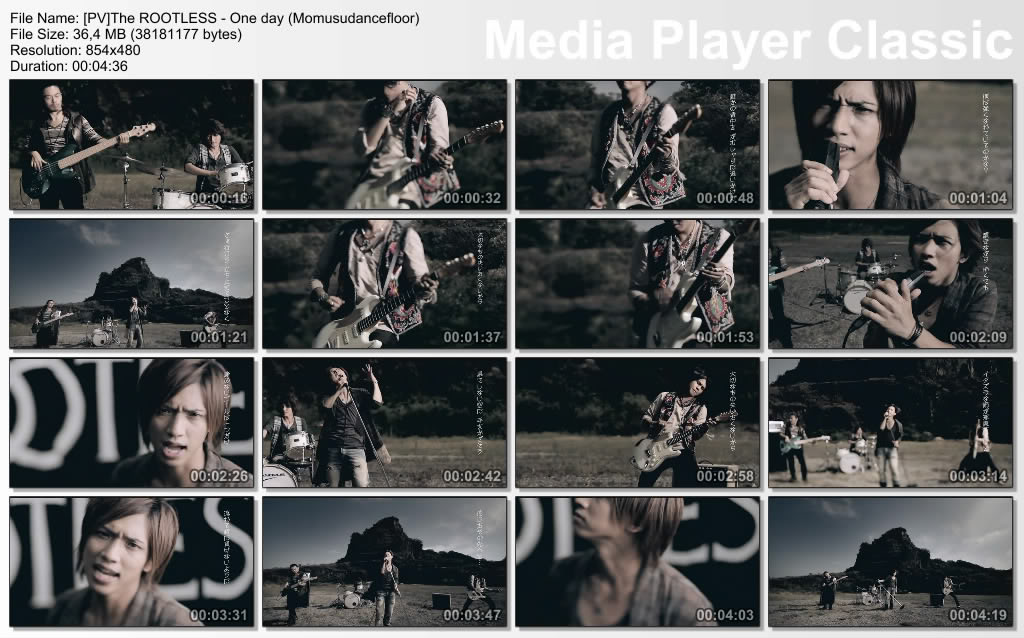 The ROOTLESS - One day [PV] PVTheROOTLESS-OnedayMomusudancefloor_thumbs_20110423_195824