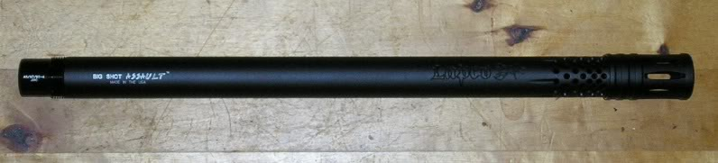 Lapco Bigshot Assault Barrel P4270004-1