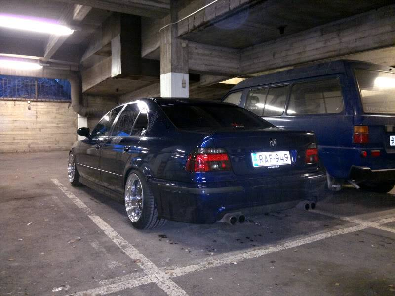 "BMW e39 ""RAF"" (m50b25 imusarjan modaus) - Sivu 4 2012-03-26-142"