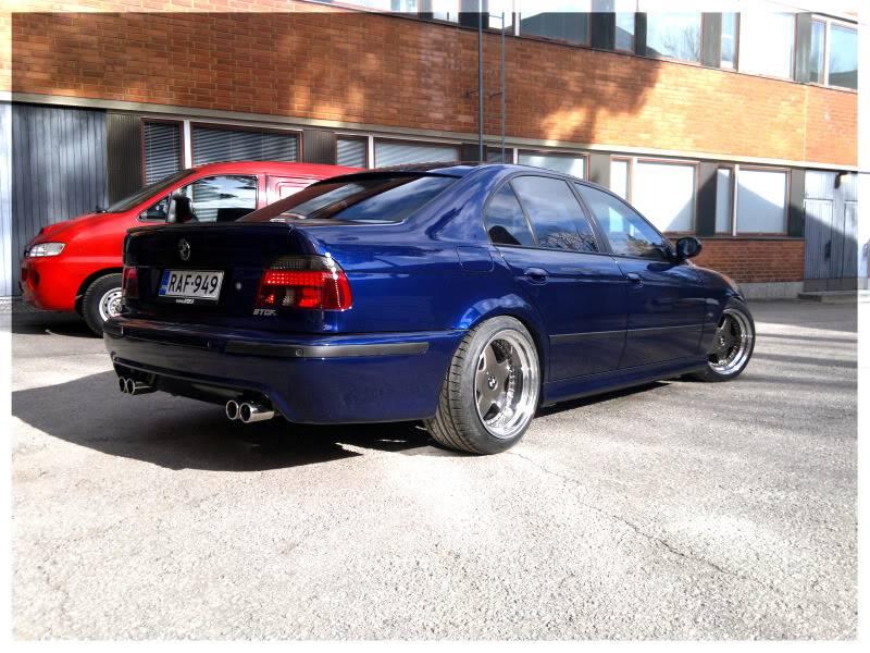"BMW e39 ""RAF"" (m50b25 imusarjan modaus) - Sivu 4 2012-04-01-165"