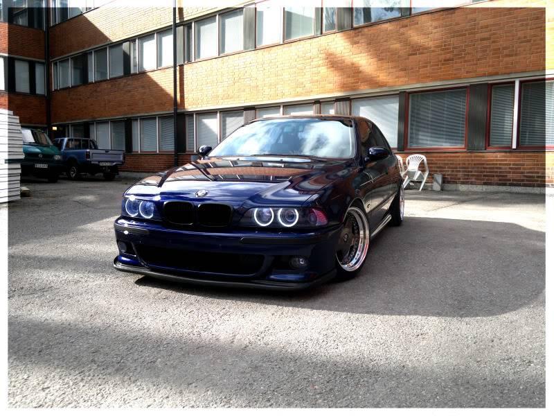 "BMW e39 ""RAF"" (m50b25 imusarjan modaus) - Sivu 4 2012-04-01-167"