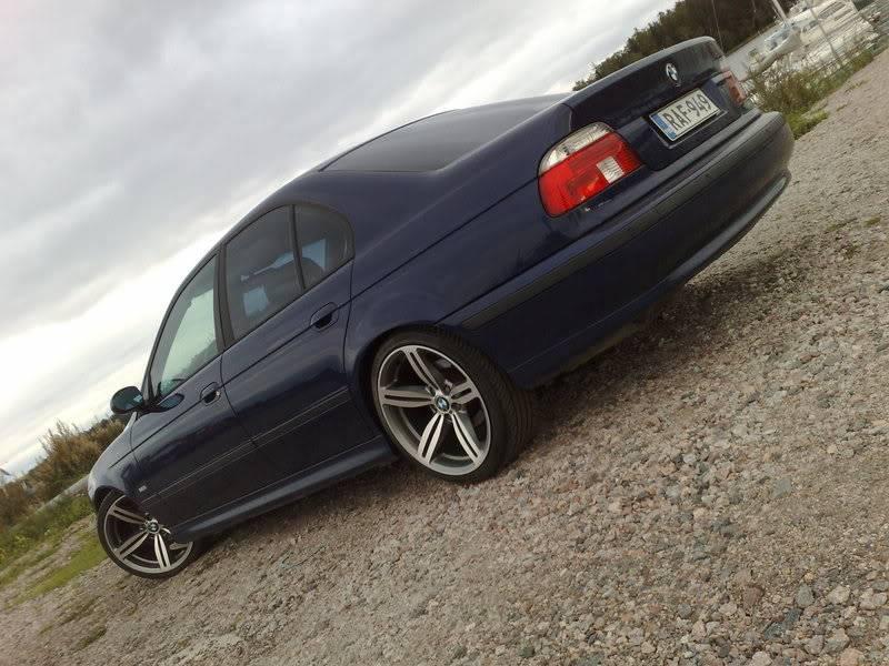 """BMW e39 """"RAF"""" (m50b25 imusarjan modaus) 26082008031"""
