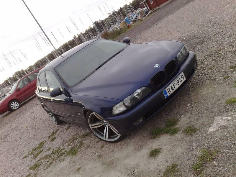 """BMW e39 """"RAF"""" (m50b25 imusarjan modaus) 26082008035"""