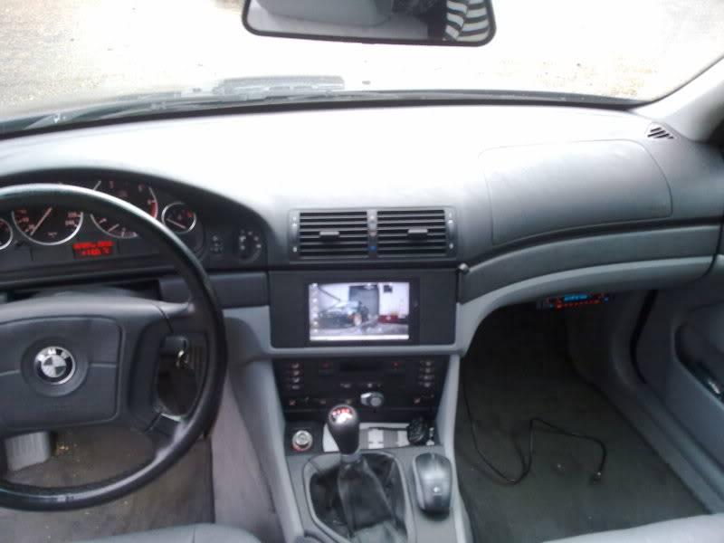 """BMW e39 """"RAF"""" (m50b25 imusarjan modaus) 18092010010"""
