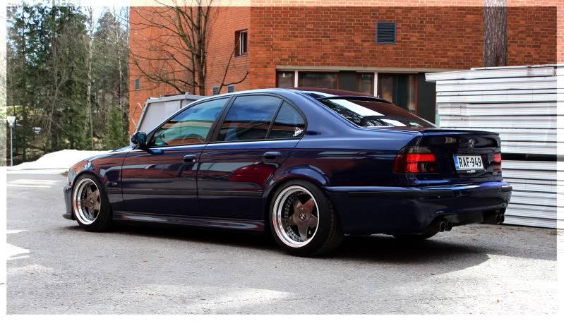 """BMW e39 """"RAF"""" (m50b25 imusarjan modaus) - Sivu 4 RAF3"""