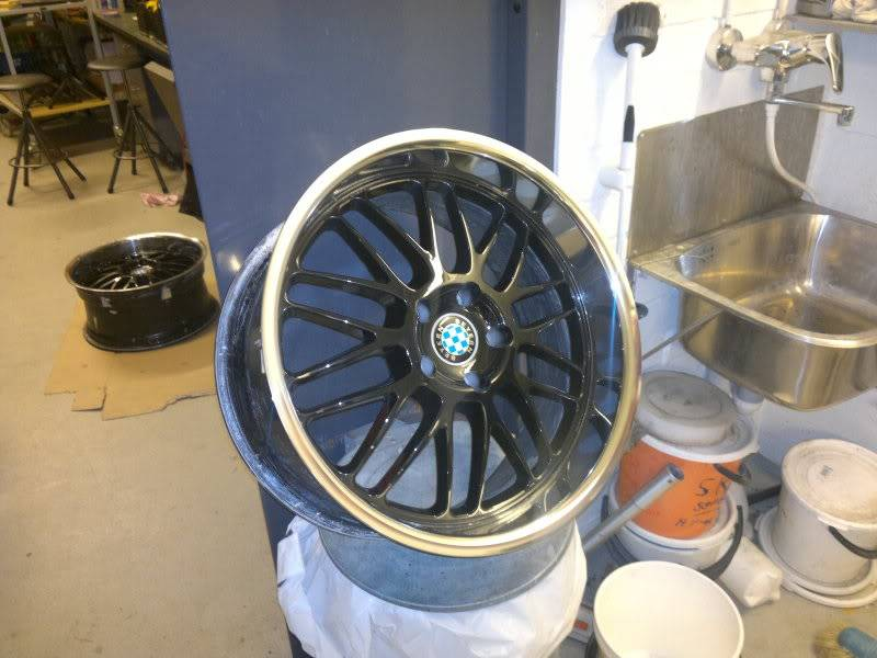 """BMW e39 """"RAF"""" (m50b25 imusarjan modaus) 17022011228"""