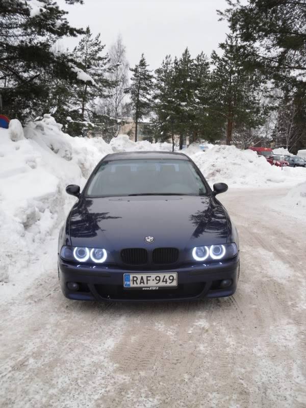 """BMW e39 """"RAF"""" (m50b25 imusarjan modaus) SDC10937"""
