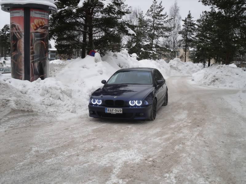 """BMW e39 """"RAF"""" (m50b25 imusarjan modaus) SDC10941"""