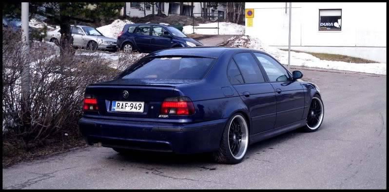 "BMW e39 ""RAF"" (m50b25 imusarjan modaus) Aacopy"