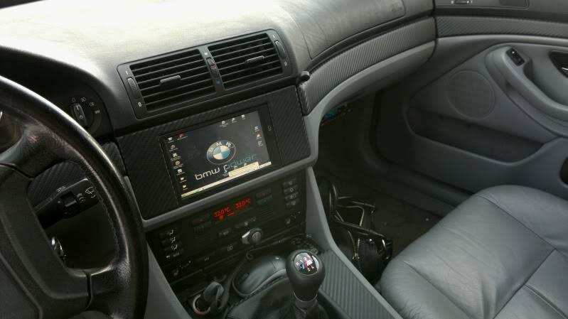"""BMW e39 """"RAF"""" (m50b25 imusarjan modaus) B3"""