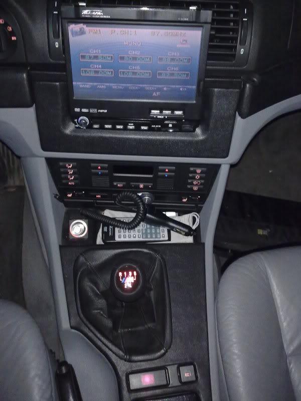"""BMW e39 """"RAF"""" (m50b25 imusarjan modaus) 25032010127"""